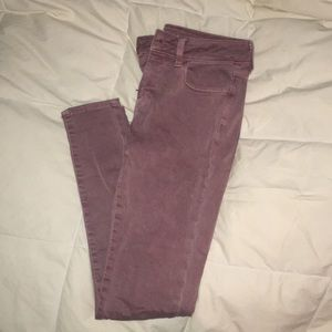 AE Rose Pink Jeans